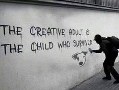 Banksy – art & diy – – Banksy – Arts & Crafts – You are in the right place about street art kids Here we offer you the most beautiful pictures about the street art creative you are looking for. When you examine the Banksy – art & diy … Retro Humor, The Words, Mood Quotes, Life Quotes, Quotes Quotes, Quotes Motivation, Daily Quotes, Graffiti Quotes, Banksy Quotes