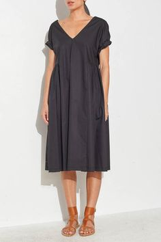 Black Cardiff Dress