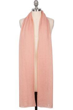 HH Essentials Viscose Woven Wrap - Ballet Slipper