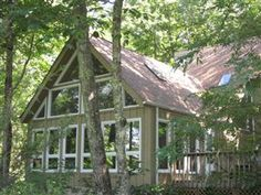 It's home in the mountains!  Check out this home for sale in Sapphire, NC!!
