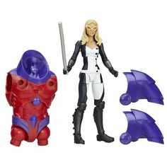 Mockingbird - Captain America - Marvel Legends Series - Hasbro