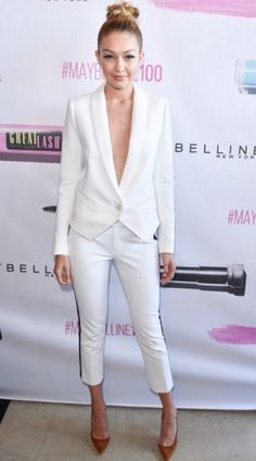 June 3: Gigi Hadid attends the Maybelline New York 100th Anniversary Party in Toronto, Canada