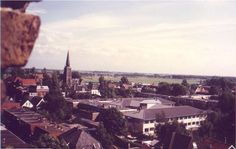 05464: Dokter Brugmanplantsoen en omgeving, gezien vanaf toren NH kerk, b 24