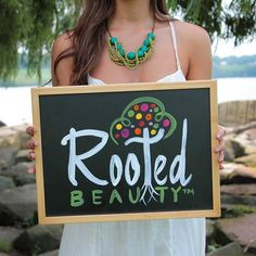 At Rooted Beauty, we want to make a difference. Not just by creating healthy, natural skincare products, but also by making products that empower women around the world!  #skincarewithimpact #woman2woman #rootedbeauty