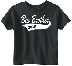 Big Brother 2016 Little Boys Youth and Toddler Shirt