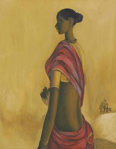 B. Prabha   Abstract Figure painter   Tutt'Art@   Pittura * Scultura * Poesia * Musica  