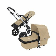 Bugaboo Cameleon 3 Sand Base Stroller Seat Bassinet Frame Rain Cover NEW