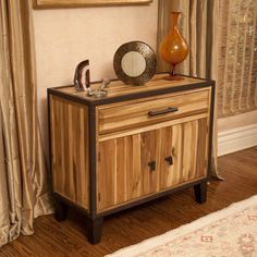 Christopher Knight Home El Paso Acacia Wood Storage Hutch - Overstock™ Shopping - Great Deals on Christopher Knight Home Coffee, Sofa & End Tables