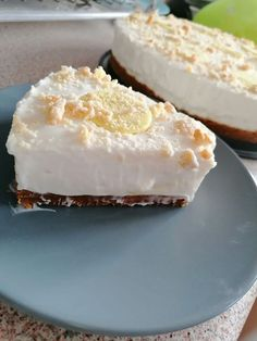lemon pie Chocolate Cake, Food To Make, Cheesecake, Lemon, Pie, Cupcakes, Sweets, Cooking, Desserts