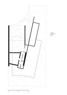 Boandyne House designed by SVMSTUDIO, 16 Boandyne Court, Toorak VIC 3142, Australia - 2014.