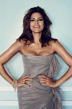 Eva Mendes...gaga gorgeous