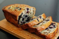 Blueberry Quick Bread. Great base recipe. Add any fruit you like. Even gives a great idea for strawberry orange bread!