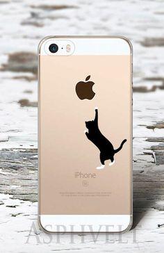 iPhone SE 【Plastic】 iPhone 6s 6s Plus Cat Scratching Clear Plastic case iPhone 6 6 plus paw iPhone5 5s 5c iPhone4 4s Japan by ASPHVELT on Etsy https://www.etsy.com/listing/289570717/iphone-se-plastic-iphone-6s-6s-plus-cat