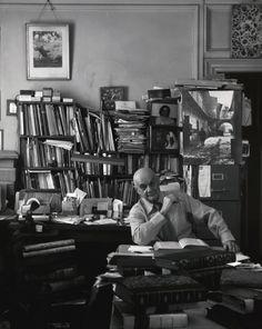Arnold Newman    Roman Vishniac, New York, NY, 1978