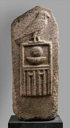 Stela of Raneb  Period: Dynasty 2 Dynasty: Dynasty 2 Reign: reign of Raneb Date: ca. 2880 B.C. Geography: Egypt, Memphite Region, Saqqara; includes the Serapeum, Tomb of Raneb, probably Medium: Granite