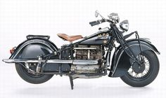 1941 Indian Four Police Special
