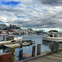 This is a photo taken in november 2016 of the Camden harbor. Usually I avoid this area in the summer time but this is...