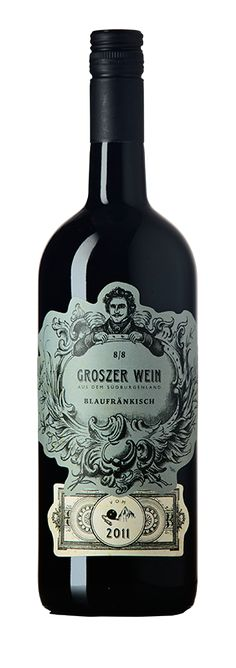 Blaufränkisch 2014 by Groszer Wein