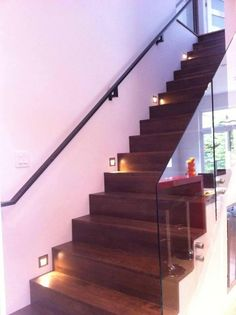 Escalier, fabrication escalier sur-mesure - Saint-Hyacinthe | ATELIER ALLARD INC