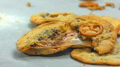 Schoko-Brezel-Cookies Club Of Cooks, Salmon Burgers, Bread, Cooking, Ethnic Recipes, Brownies, Cravings, Desserts, Drinks