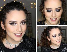 Maquillaje para fin de año!! Ya esta en el canal esté tutorial que espero que les guste mucho ❤️❤️ es el último maquillaje del año, además es una colaboración, llega ya 2017! 🎉🤗😘 #makeup #beautyvlogger #mexicanblogger #mexicanvlogger #bvlogger #makeupaddict #makeuplover #vloggermexicana #susydiaz #susanadiaz #motd #eotd #maquillaje #youtube #beautychannel #bblogger #bbloggermexicana #youtuber #maquillajedefindeaño #maquillajeparaañonuevo #2017 #adios2016