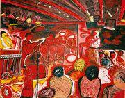 Paintings By George Washnis - Ultimate Jazz by George Washnis
