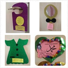 4 Kids, Children, Diy And Crafts, Crafts For Kids, Kids Education, Ramadan, Activities For Kids, Envelope, Islam