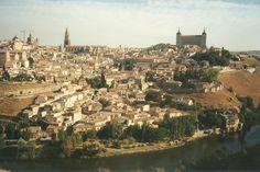 Toledo, Spain - Aug 2000