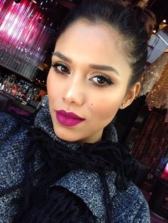 I love this look from @Sephora's #TheBeautyBoard http://gallery.sephora.com/photo/classic-winged-eyeliner-bold-lips-24854