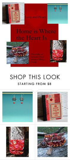 """""""Home is Where the Heart Is"""" by joliefemmefashions ❤ liked on Polyvore"""