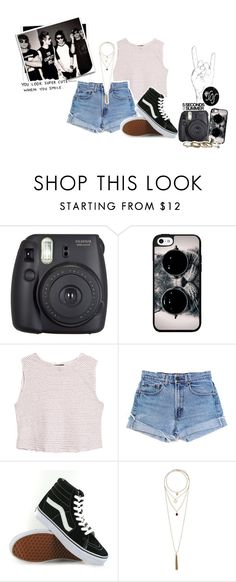 """""""5SOS♥"""" by alejandra-28lh ❤ liked on Polyvore featuring Fuji, MANGO, Levi's, Vans, Miss Selfridge, maurices, 5sos and 5sosfam"""