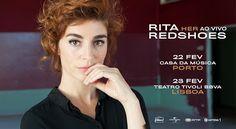 """BOM LAZER_PT - Rita Redshoes lança """"Mulher"""" antes dos concertos no Porto e em Lisboa - Bom Lazer - Seu fim de semana começa aqui!"""