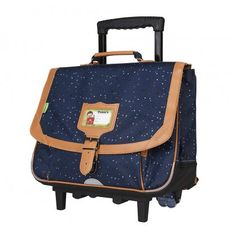 #cartable #trolley #tanns #cartableroulette #bleu #galaxy #sacécole #rentréescolaire #mode #modeenfant