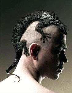 This is actually kind of cool!  Google Image Result for http://www.crazynews.net/wp-content/uploads/2012/07/coolest-haircut-ever.jpg