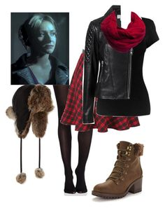 """Sam - Until Dawn"" by j-j-fandoms ❤ liked on Polyvore featuring SPANX, Scoop, Witchery, Kate Marie, Adrienne Landau, horror, videogame and untildawn"
