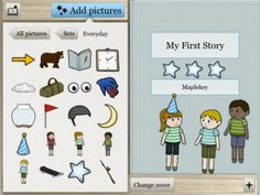 Cute (and free) storybook app for kids