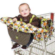 Shopping Cart & Hi Chair Cover