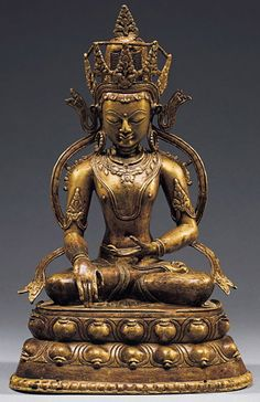 century, Western Tibet, buddha Akshobhya, copper alloy with silver and copper inlay, published by Marcel Nies Gautama Buddha, Buddha Buddhism, Buddhist Symbols, Buddhist Art, Tibet Art, Buddha Sculpture, Hindu Art, Sacred Art, Asian Art