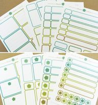 FREE printable Binder Labels in a vintage style by @Cathy Ma Ellison Holden Whether you're organizing recipes, clippings, business papers, or schoolwork, binders can be the ideal office supply to keep things tidy.