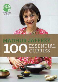'100 Essential Curries' by Madhur Jaffrey
