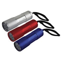 Greatlite Mini 9 LED Flashlight - 3 Pc