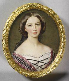Princesse Feodora de Hohenlohe-Langenburg (1839-1872) | Royal Collection Trust