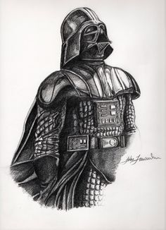 Star Wars drawing