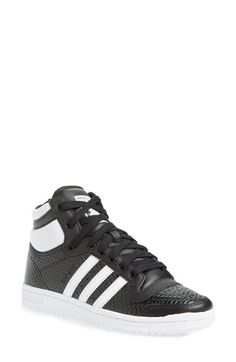 adidas 'Top Ten Hi' Sneaker (Women) available at #Nordstrom
