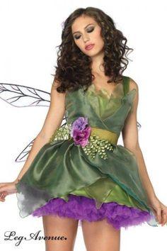 Leg Avenue Damen Kostüm Fee WOODLAND FAIRY