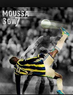 Moussa Sow / Senegal (Lille.2011-2015)(2016.Al-Ahli kiralık-2017)