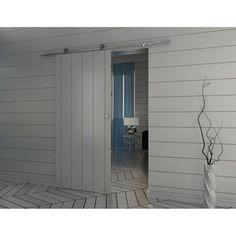 M s de 1000 ideas sobre porte acier en pinterest - Porte coulissante apparente ...