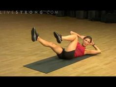High Intensity Interval Training Abs Workout