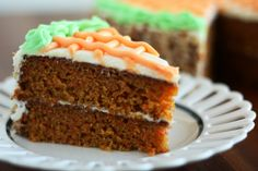 Mama Rita's Carrot Cake - This cake is so famous that it is on the menus of some of our Best Restaurants in the city. EVERYONE wanted Mama Rita's recipe but Granny got the only recipe with that special ingredient that makes you giggle uncontrollably once an hour has passed!