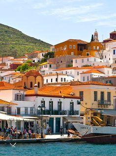 Island Vacations: Car-Free Destinations for Your Big Summer Trip | Hydra Island, Greece